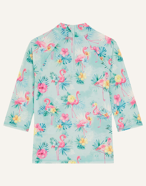 Flamingo Sunsafe Set, Blue (AQUA), large