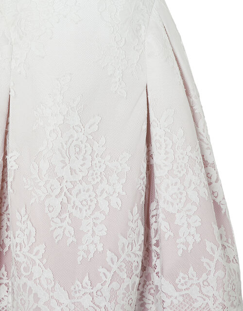 Victoria Ombre Lace Dress, Pink (PINK), large
