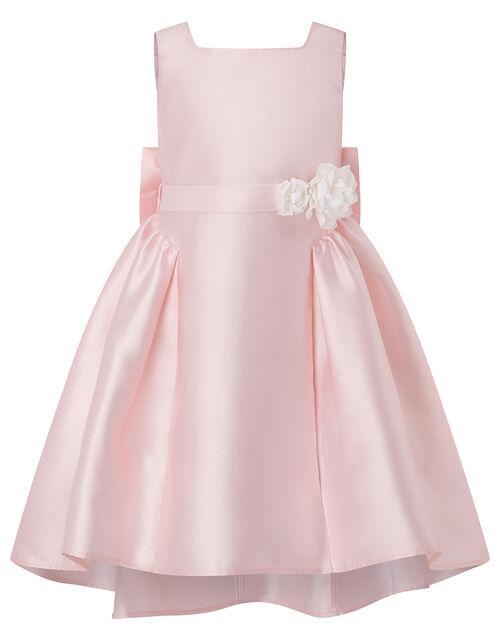 Cynthia High-Low Occasion Dress, Pink (PINK), large