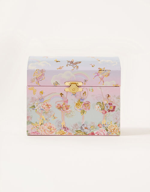 Rose Bloom Ballerina Jewellery Box, , large