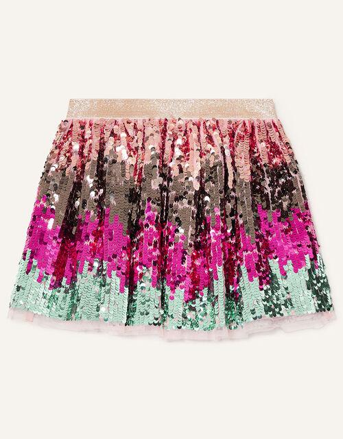 Sequin Skirt, Multi (MULTI), large