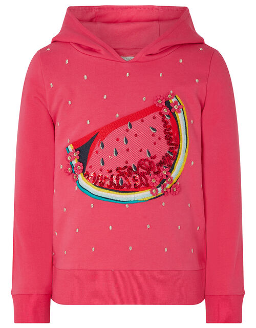 Inna Watermelon Hoody, Pink (PINK), large