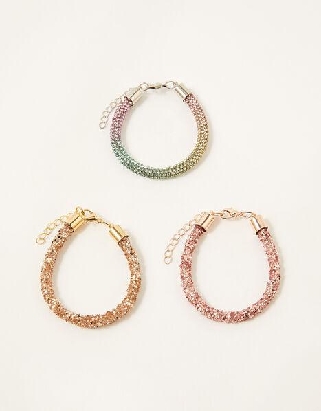 Rainbow Dazzle Bracelet Set, , large