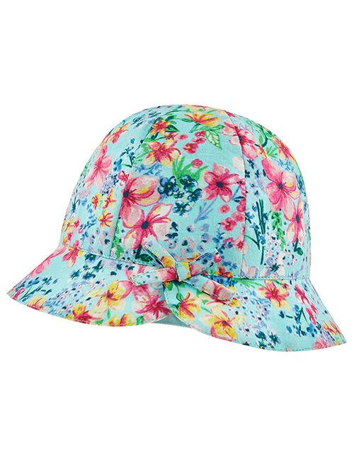 Baby Amberlie Floral Bucket Hat, Multi (MULTI), large