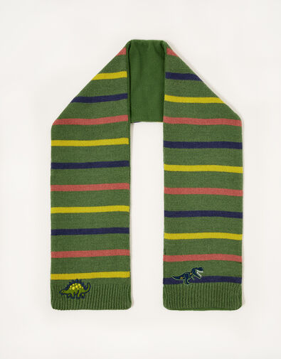 Cool Dino Patch Scarf, , large