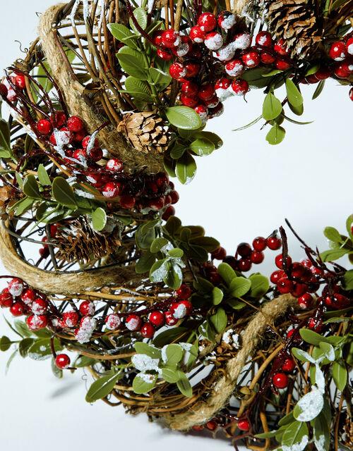 Christmas Wreath, , large