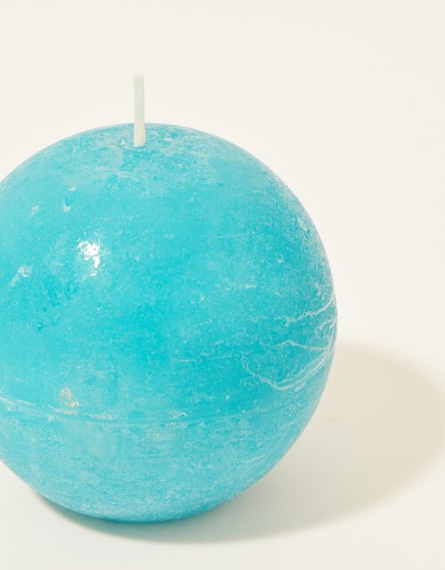 Azure Scented Ball Candle, , large