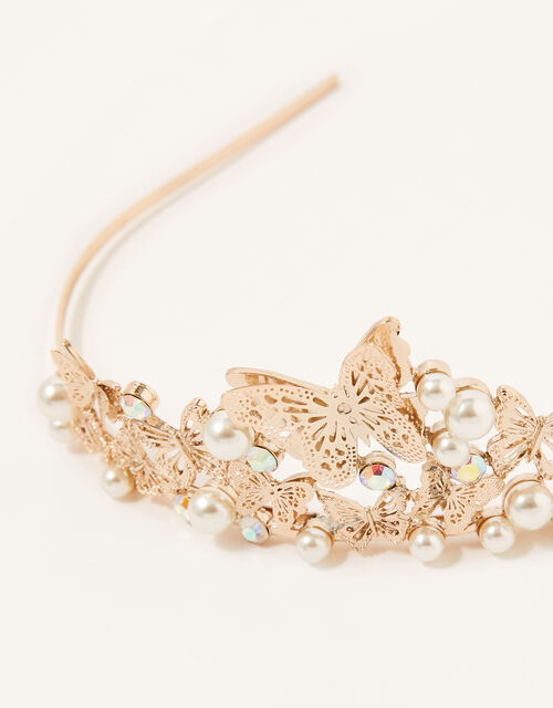 Butterfly Cluster Tiara, , large