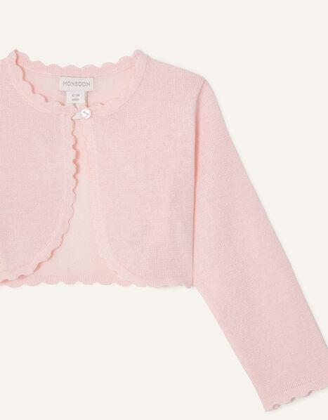 Baby Niamh Cardigan Pink, Pink (PINK), large