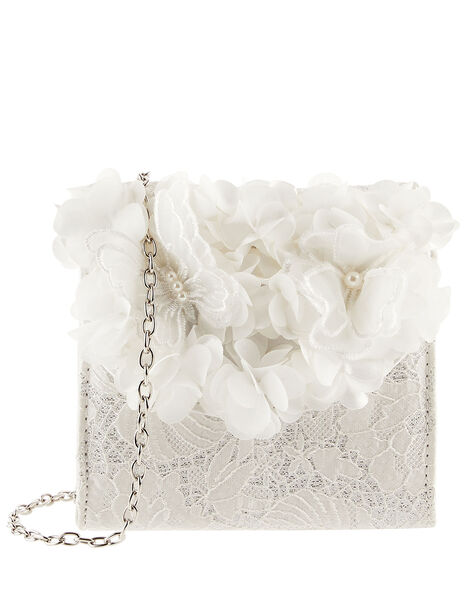 3D Butterfly Lace Bag, , large