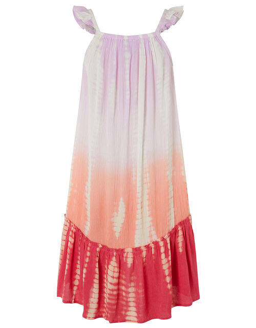 Tie-Dye Maxi Dress, Multi (MULTI), large