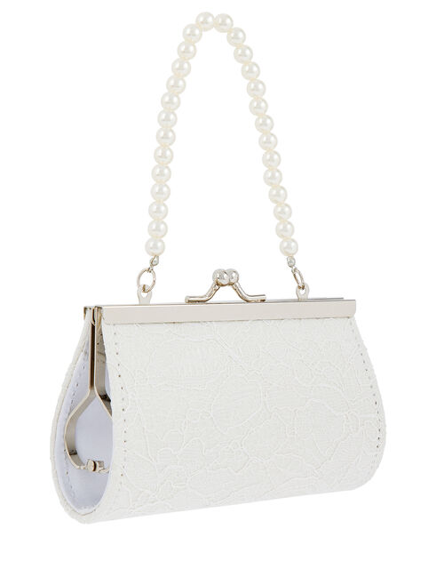 Lara Mini Bag and Bow Hair Clip Set, , large