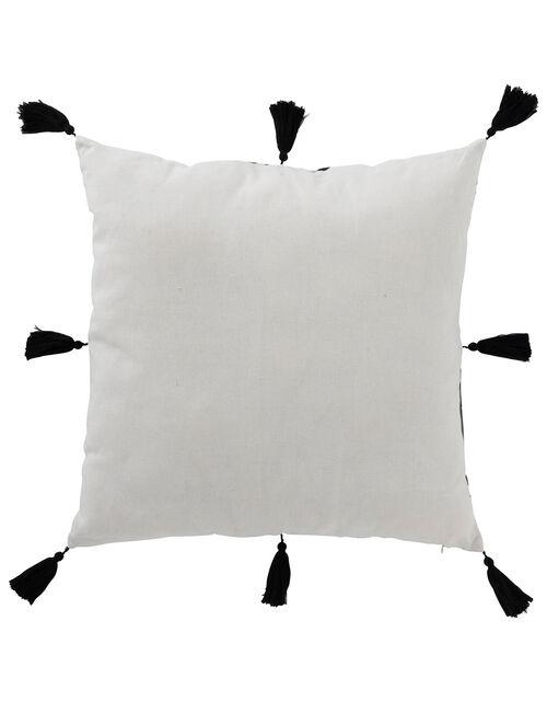 Monochrome Pattern Cushion Set, , large