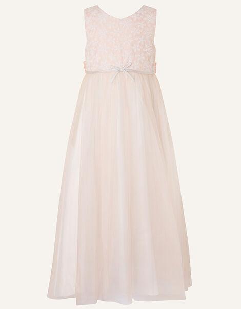 Lace Maxi Dress  Pink, Pink (PINK), large