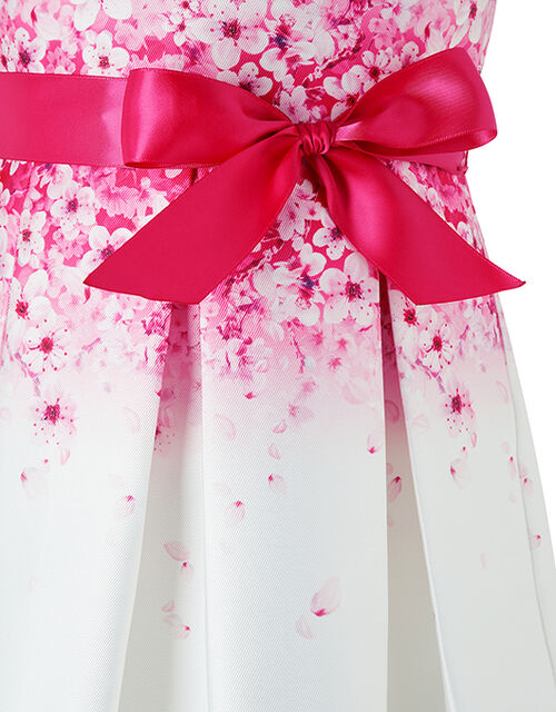 Baby Sakura Blossom Ivory Dress, Ivory (IVORY), large