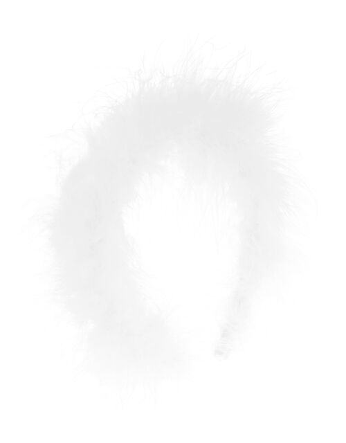 Showtime Fluffy Headband, , large