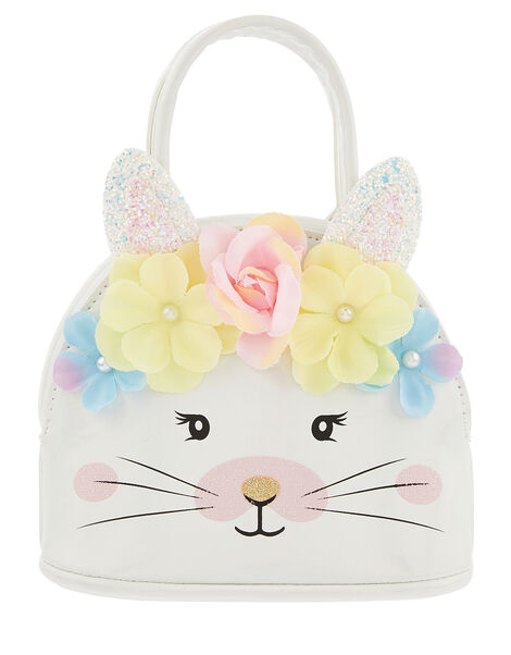 Flower Bunny Cheeks Bag , , large