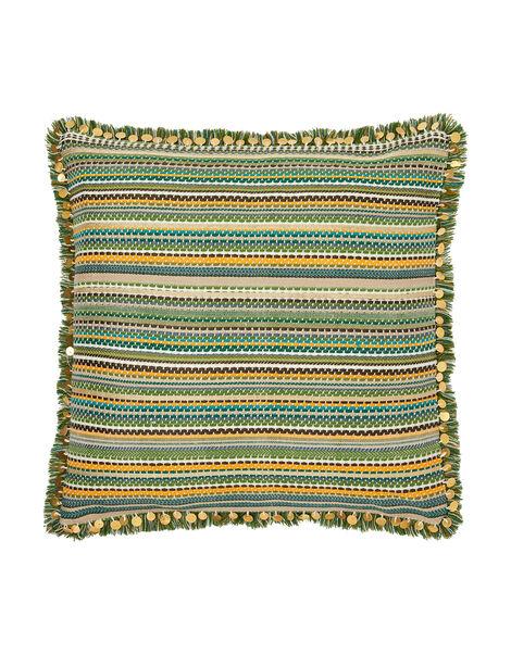 Multi Stitch Cushion , , large