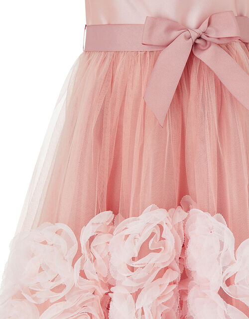 Blossom Rose Occasion Dress, Pink (PINK), large
