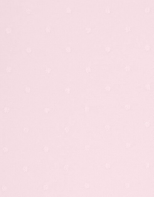 Girl Bridal Spot Tights, Pink (PINK), large