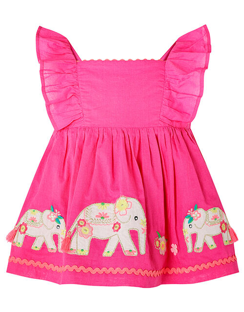 Baby Nelly Elephant Top and Legging Set, Pink (PINK), large