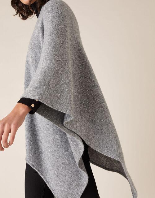 Metallic Knit Wrap, , large