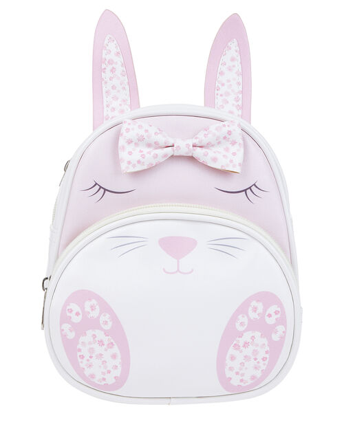 Bunny Bow Backpack, , large