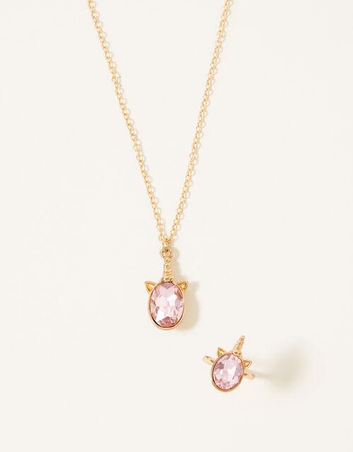 Unicorn Treasure Jewellery Set, , large