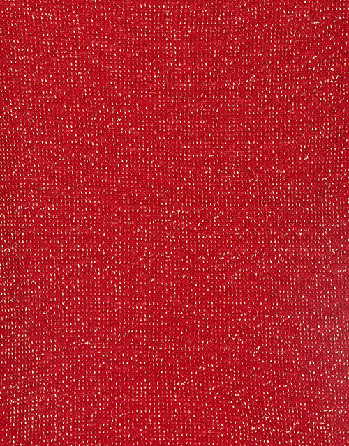 Sparkly Nylon Tights, Red (RED), large