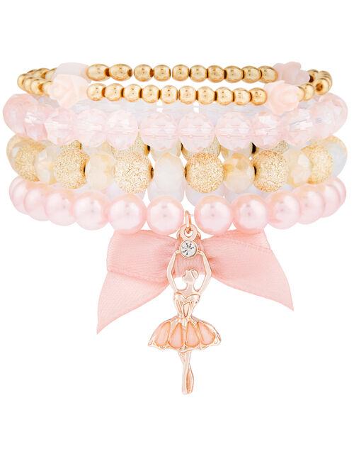 Valentina Ballerina Stretch Bracelet Set, , large