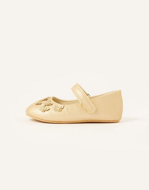 Butterfly Walker Shoes , Gold (GOLD), large