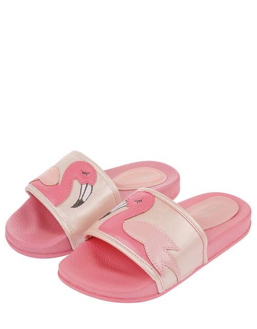 Floella Flamingo Sliders, Pink (PALE PINK), large