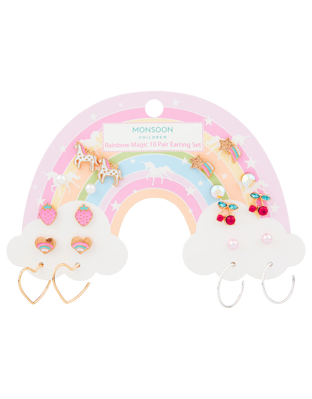 Rainbow Magic Earring Multipack, , large