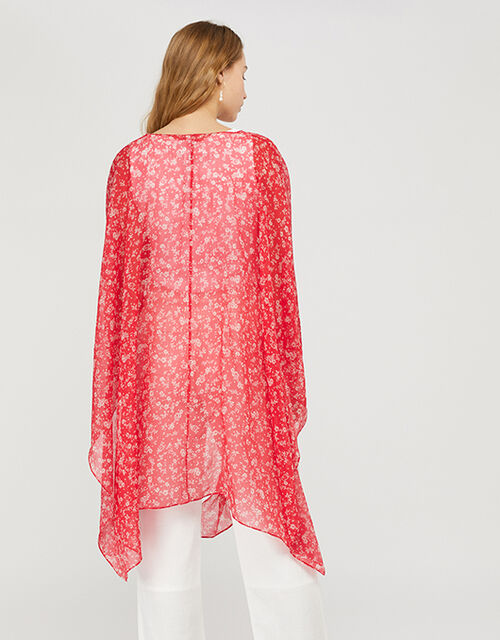 Dalia Ditsy Floral Cover Up, , large