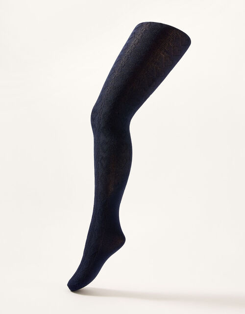 Cable Knit Tights Multipack, Multi (MULTI), large