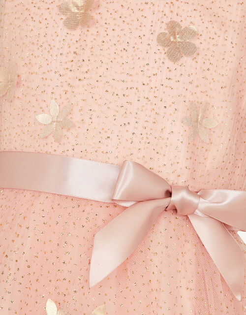 3D Petal Butterfly Dress, Pink (PINK), large