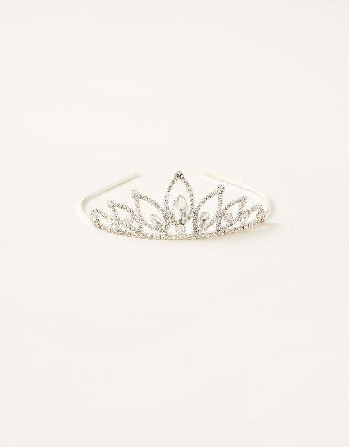 Bloom Diamante Tiara, , large