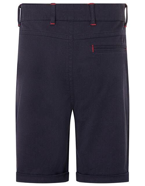 Curtis Smart Denim Shorts, Blue (NAVY), large