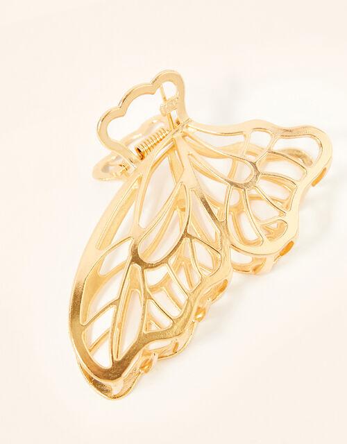 Butterfly Bulldog Clip, , large