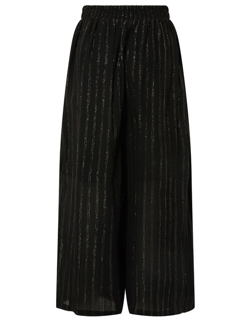 Sparkle Top and Trousers Set, Black (BLACK), large