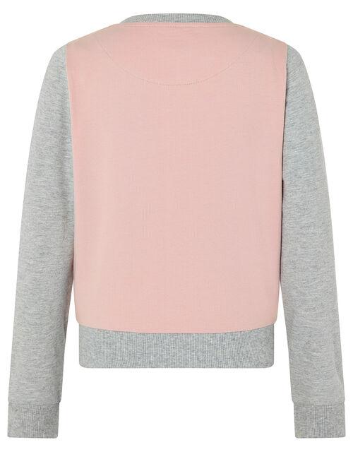 Tara Unicorn Bomber Jacket, Pink (PINK), large