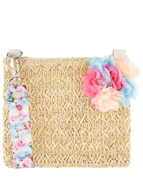 Changeable Strap Crochet Bag , , large