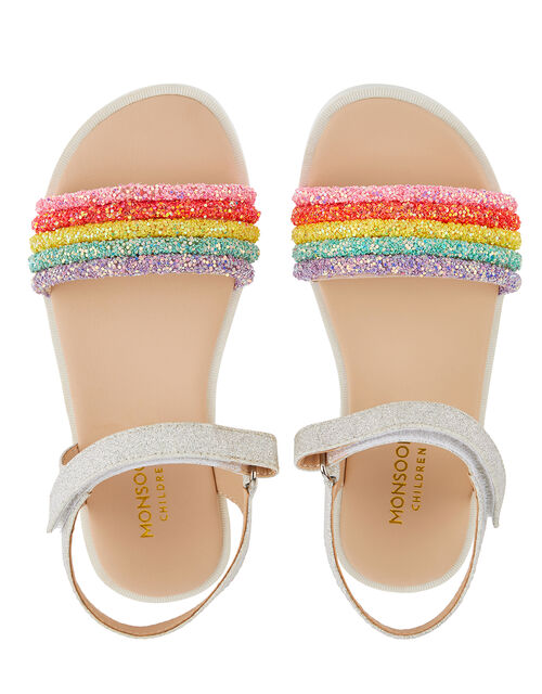 Cassidy Rainbow Sandals, Multi (MULTI), large