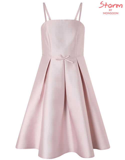 Bonnie Bandeau Prom Dress, Pink (PINK), large