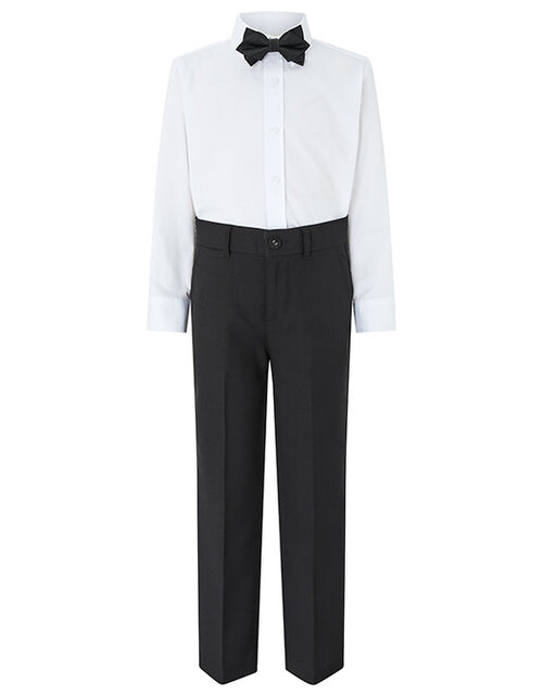 Benjamin 4PC Tuxedo Set, Black (BLACK), large