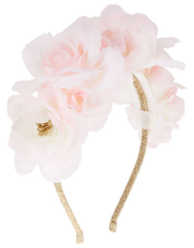 Gardenia Flower Headband, , large