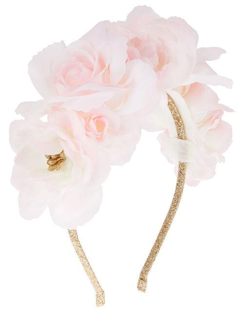 Gardenia Flower Headband, , large
