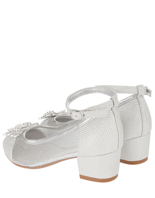 Lottie Princess Butterfly Shoes, Silver (SILVER), large
