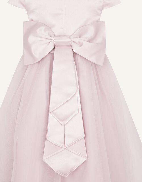 Tulle Bridesmaid Dress, Pink (PINK), large