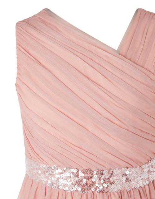 Abbey Dip-Dye Sequin Dress, Pink (PINK), large